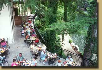 Nestled In The Corner Overlooking A Junction San Antonio River You Ll Find Mexican Manhattan Restaurant S Finest Food